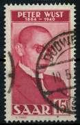 SAARLAND 1950 Nr 290 Gestempelt X79E012 - 1947-56 Allierte Besetzung