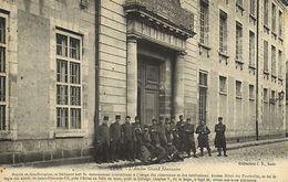 CPA Militaire (Dep.89) Sens - L'Ancien Grand Séminaire (91210) - France