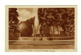 Cpa TORINO Monumentale Fontana Angelica - Unclassified