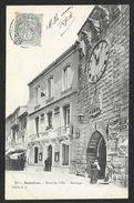 SOMMIERES Hôtel De Ville Horloge (AL) Gard (30) - Sommières