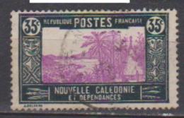 NOUVELLE CALEDONIE            N°  147 A      ( 1 )       OBLITERE         ( O 2592 ) - Neukaledonien