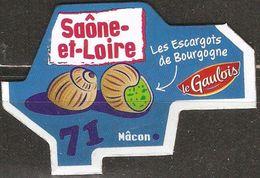 Le Gaulois – Département – 71 – Saône Et Loire - Publicitaires