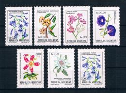 Argentinien Blumen Kleines Lot ** - Argentinien