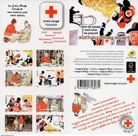 France Carnet N° BC 1270 ** Croix Rouge 2016 - Aide à La Personne - Booklets