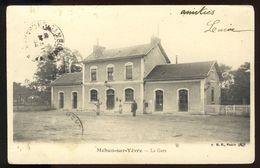 Mehun-sur-Yèvre - La Gare - Mehun-sur-Yèvre
