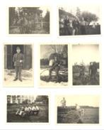 Armée Belge - Guerre 40/45 - Lot De 48 Photos - Souvenir D'un Prisonniers (M; Dethioux De Les Avins) 1940 à 1942  B211 - 1939-45