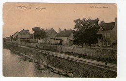 CHAUVORT. LES QUAIS - France