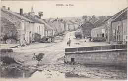 HUMES - Le Pont - Attelage De Foin - Animé - TBE - Frankrijk