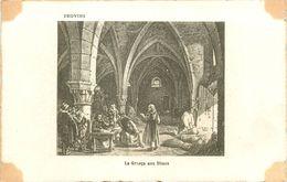 PROVINS (77 - SEINE ET MARNE) - LA GRANGE AUX DIMES - Provins