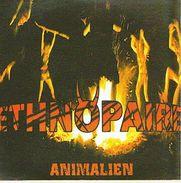 ETHNOPAIRE - Animalien - CD - FOLKLORE DE LA ZONE MONDIALE - ELECTRO PUNK TRIBAL - Junior CONY - Punk