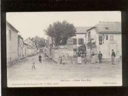 08 Asfeld L'hôtel Vitry-bora édit. Mme J. Gillet , Animée - Otros Municipios