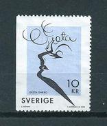 2005 Sweden Greta Garbo Used/gebruikt/oblitere - Zweden