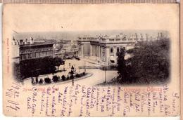 Ukraine Russia Odessa Одеса Hotel De Ville 1907 - Russia