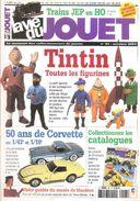 La Vie Du Jouet 93-tintin Figurines-chevrolet Corvette - Brocantes & Collections