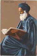 Z3756 Libia - Tripoli - Un Rabino Rabin Rabbin Rabbi - Guerra Italo Turca 1912 - Regia Nave Incrociatore Flavio Gioia - Libye