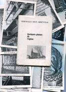 Hermalle Sous Argenteau (carnet église) Format Et Qualité CP - Oupeye