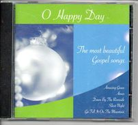 CD Gospel Songs Most Beautiful O Happy Days - Musique & Instruments