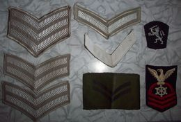 Army Patches Ranks - Patches