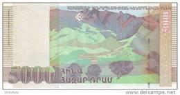 ARMENIA P. 51b 5000 D 2003 UNC - Armenia