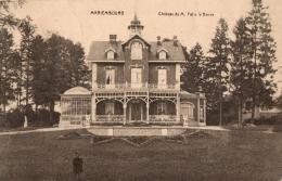 BELGIQUE - NAMUR - COUVIN - MARIEMBOURG - Château De M. Félix Le Borne. - Couvin