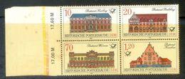 S188- DDR Germany Democratic Republic 1987. Bahnhofsgebäude Eisenach. Station Building Eisenach. - Other