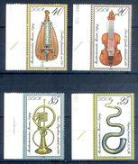 S190- DDR Germany Democratic Republic 1979. Alemania Oriental. Music. Musik. Musique. - Germany