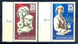 S193- DDR Germany Democratic Republic. Alemania Oriental. Frau Frieden Sozialismus. Women's Peace Socialism. - Germany