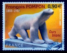 France, François Pompon, Sculptor And Animalier, 2005, VFU - Used Stamps