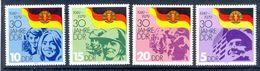 S199- DDR Germany Democratic Republic 1979. Alemania Oriental. Jahre. - Germany