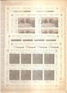 Russie - Peintures   ( 5438/5442 En  Feuillet  XXX -MNH) - Ongebruikt