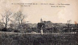 Souilly Vue Panoramique Le Grande Guerre - France