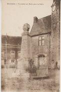 D72 - BOULOIRE - MONUMENT AUX MORTS POUR LA PATRIE - Bouloire