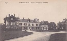 [18] Cher > Lantan Château De La Chaume Façade Est - Autres Communes
