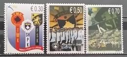 KOSOVO 2010, Mi: 152-154 (MNH) - Kosovo