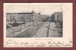 Deutschland - BERLIN - Wittenbergplatz Und Kleiststrasse - 1899 // Riss // - Deutschland