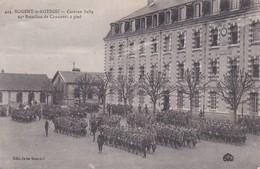 [28] Eure Et Loir > Nogent Le Rotrou Caserne Sully 25 E Bataillon De Chasseurs A Pied - Nogent Le Rotrou