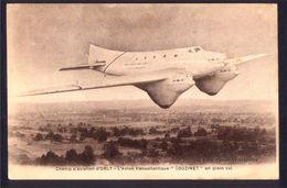 """CPA AVIATION -   COUZINET 11 """"ARC EN CIEL"""" En Plein Vol - Champ D' Aviation D' Orly - 1919-1938: Entre Guerres"""