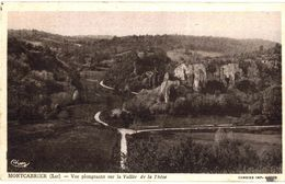 CPA N°6353 - MONTCABRIER - VUE PLONGEANTE SUR LA VALLEE DE LA THEZE - Frankreich