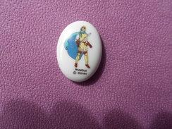 Fève 1997 Disney Médaillon Le Bossu De Notre-dame Phoebus (T 506) - Disney