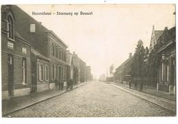 Herenthout: Steenweg Op Bouwel ( 2 Scans) - Herenthout