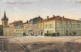 Morhange - Morchingen I. L. Lohmannstrasse - Ed. Jul. Manias & Cie - Carte Non Circulée - Morhange