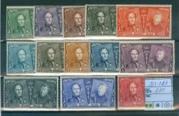 221-233  Xx - Belgique