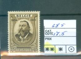 385 Xx - Unused Stamps