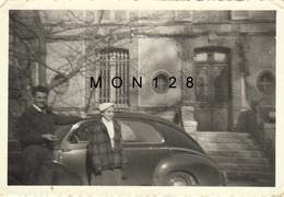 AUTOMOBILE -  PHOTO ORIGINALE - Dim 9x6 Cms - Automobiles