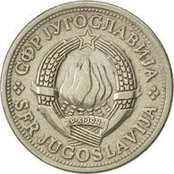 Yougoslavie, Dinar, 1973, TTB, Copper-Nickel-Zinc, KM:59 - Joegoslavië