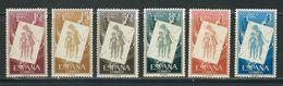 ESPAGNE N° 891 à 896 ** - 1931-Today: 2nd Rep - ... Juan Carlos I