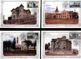 SWA, 1984, Mint Maxi Cards, MI Nr. 5-8, Swakopmund - South West Africa (1923-1990)