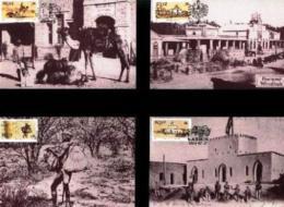SWA, 1988, Mint Maxi Cards, MI Nr 70-73, Postal Service - South West Africa (1923-1990)