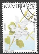 1997 20c Flora, Camel's Foot, Used - Namibia (1990- ...)
