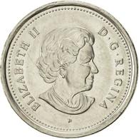 Canada, Elizabeth II, 25 Cents, 2005, Royal Canadian Mint, SUP, Nickel Plated - Canada